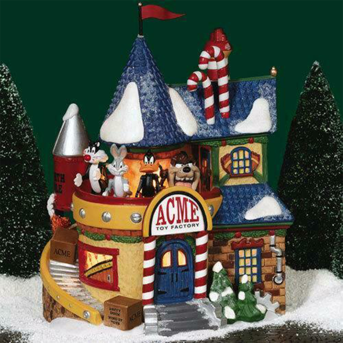 Primary image for Dept 56 ACME Toy Factory - Part of North Pole Series #56.56729 Retired