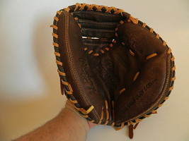 """Rawlings Player Preferred Elite 11"""" Catchers Glove PPE325BB Right Hand Throw RHT - $49.99"""
