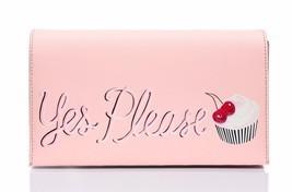 Kate Spade Magnolia Bakery TALLY CLUTCH ~ Yes, Please Cupcake ~ Bon Bon ... - ₨7,800.42 INR