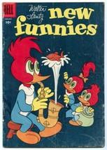 New Funnies 228 Feb 1956 VG- (3.5) - $8.09