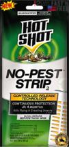 Hot Shot No Pest Strip 2 Strips For Spider Mites Fly Killer Repellent New - $11.70