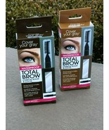 NIB Cover Your Gray Total Brow Eyebrow Sealer & Color - 2 Shades Availab... - $2.99