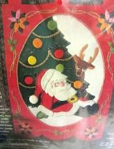 Vintage Santa snooze wall hanging kit - NEW - $25.60