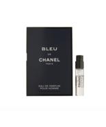 CHANEL Bleu de Chanel Eau de Parfum Sample Travel Spray Men`s Perfume - $7.87