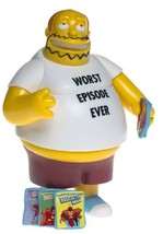 The Simpsons Series 15 Action Figure Comic Book Guy - $31.00