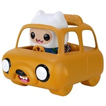 Funko Pop Rides: Adventure Time-Jake Car & Finn Action Figure - $50.04