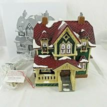 Dept 56 Snow Village Hartford House Lighted 1992 Building 5426-7 Vintage - $39.59