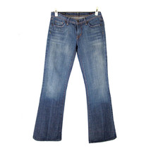 CITIZENS Of HUMANITY Jeans 29 Ingrid Low Waist Flare Med Wash Stretch 31... - $14.85
