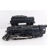 Lionel Dopoguerra 736 Berkshire 2-8-4 Vapore Locomotiva 3 Finestrino, Mp... - $297.30