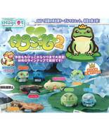 Hugcot Kerocot Frog Amphibian Cable Holder Figure Collection 2 Salamande... - $13.99+