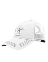 True Religion Men's Embroidered Buddha Logo Cap Sports Snapback Trucker Hat image 6