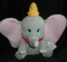 Neuf Avec / Étiquette Grand Disney Magasin Dumbo Éléphant Animal en Peluche Doux - $23.14