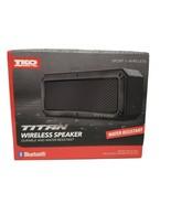 TKO Titan Speaker Wireless Speaker Water Resistant Bluetooth - $19.77