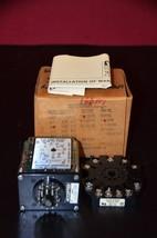 Warrick Controls 16DM B1A0 DPDT Load Contact Octal Plug-in Control Modul... - $193.05