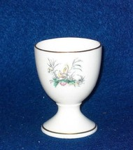 ROYAL WORCESTER WATTEAU EGG CUP - $2.97
