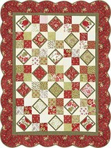 Quilt in a Day How Charming Quilt Pattern - $13.61