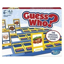 Hasbro Gaming C21241020 Guess Who Classic Game - $18.79