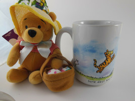 Disney Winnie The Pooh Mug Some Days Are More Tumbly Than Others Tigger ... - $29.69