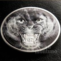 "2016 Tanzania BLACK PANTHER ""Rare Wildlife"" 2 oz Silver Coin NEW UNIQUE ... - $199.00"