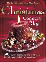 Christmas Comfort & Joy (Better Homes & Gardens) Better Homes and Garden... - $2.96