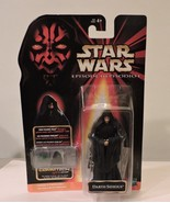 1998 Star Wars: Episode 1 Commtech Darth Sidious New In Box - $12.95