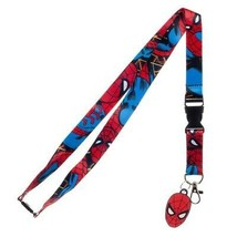 Spider-Man Comic Lanyard Red - $10.98