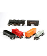 Lionel Train Set  Steam Engine 6110 with Scout and Sunoco Tanker Car 6 P... - $123.75