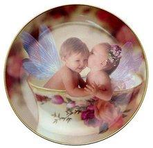 Danbury Mint c1998 The Fairy Children Tea 4 Two Valerie Fabor-Smith CP1706 - $35.67