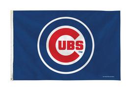 Rico  MLB  Chicago Cubs  Flag  3 ft. H x 5 ft. W - $39.12