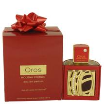 Armaf Oros Holiday By Armaf Eau De Parfum Spray 2.9 Oz For Women - $90.42