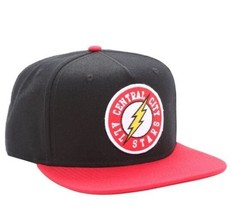 DC Comics Flash Central City All Stars Logo Snapback Baseball Cap Hat - $22.27