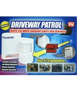 Driveway Patrol motion activated alert - $19.99