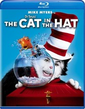 Cat In The Hat (Blu-Ray/Eng Sdh/Fren/Span/Ws/1.85/Dr Seuss)