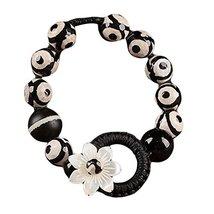 Hand Made Woven Bracelet Shell Agate Bracelets Charm Bracelets Women image 2