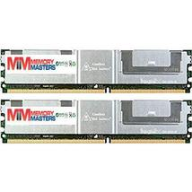 MemoryMasters 4GB (2X2GB) DDR2 Memory for IBM Compatible System X x3450 7948-xBX