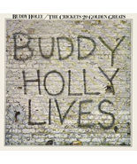 Buddy Holly Lives - 1980 Classic Vinyl LP Superfast Shipping! - $29.99