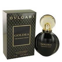Bvlgari Goldea The Roman Night Eau De Parfum Spray By Bvlgari For Women - $81.85+