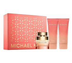 MICHAEL KORS WONDERLUST 3 PC SET INCLUDE 1.7 OZ / 50 ML EAU DE PARFUM SP... - $132.01