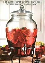 *FIFTH AVENUE beverage drink dispenser 10.0L - $233.99 CAD