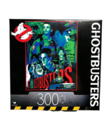 Ghostbusters 300 Piece Jigsaw Puzzle Cardinal Games TV Movie Poster 2019... - $23.09