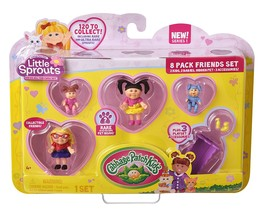 Cabbage Patch Kids Little Sprouts Friends Set 8 Pack - $9.65