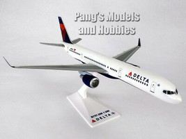 Boeing 757-200 (757) Delta Airlines 1/200 Scale Model by Flight Miniatures - $28.70
