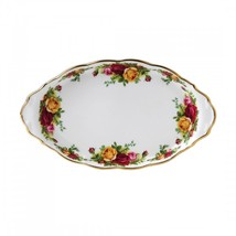 2 Royal Albert Old Country Roses Regal Trays NEW - $65.44