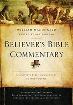 Believer's Bible Commentary: Second Edition [Hardcover] MacDonald, Willi... - $15.98