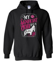 My Significant Other Has A Tail Blend Hoodie - $32.99+