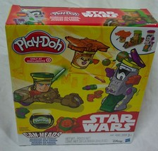 Star Wars Return Of The Jedi Can-Heads Mission On Endor PLAY-DOH Play Set New - $19.80