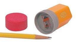 Pencil Top - Sharpener & Eraser Set - $7.60
