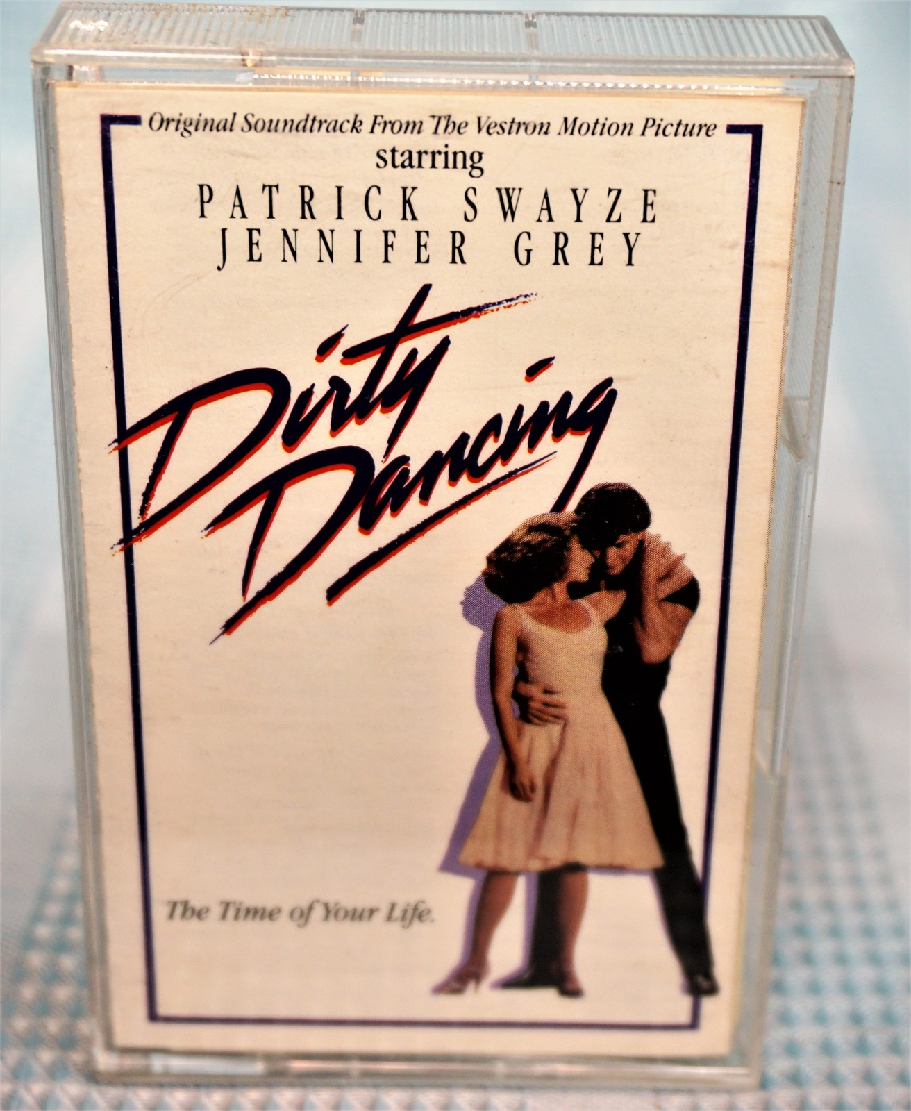 Primary image for Dirty Dancing Movie Soundtrack Cassette Tape