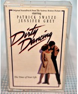 Dirty Dancing Movie Soundtrack Cassette Tape - $4.63