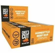 Chef's Cut | Homestyle Beef Bar | Premium Beef, Celery, Bell Pepper | 12... - $29.69